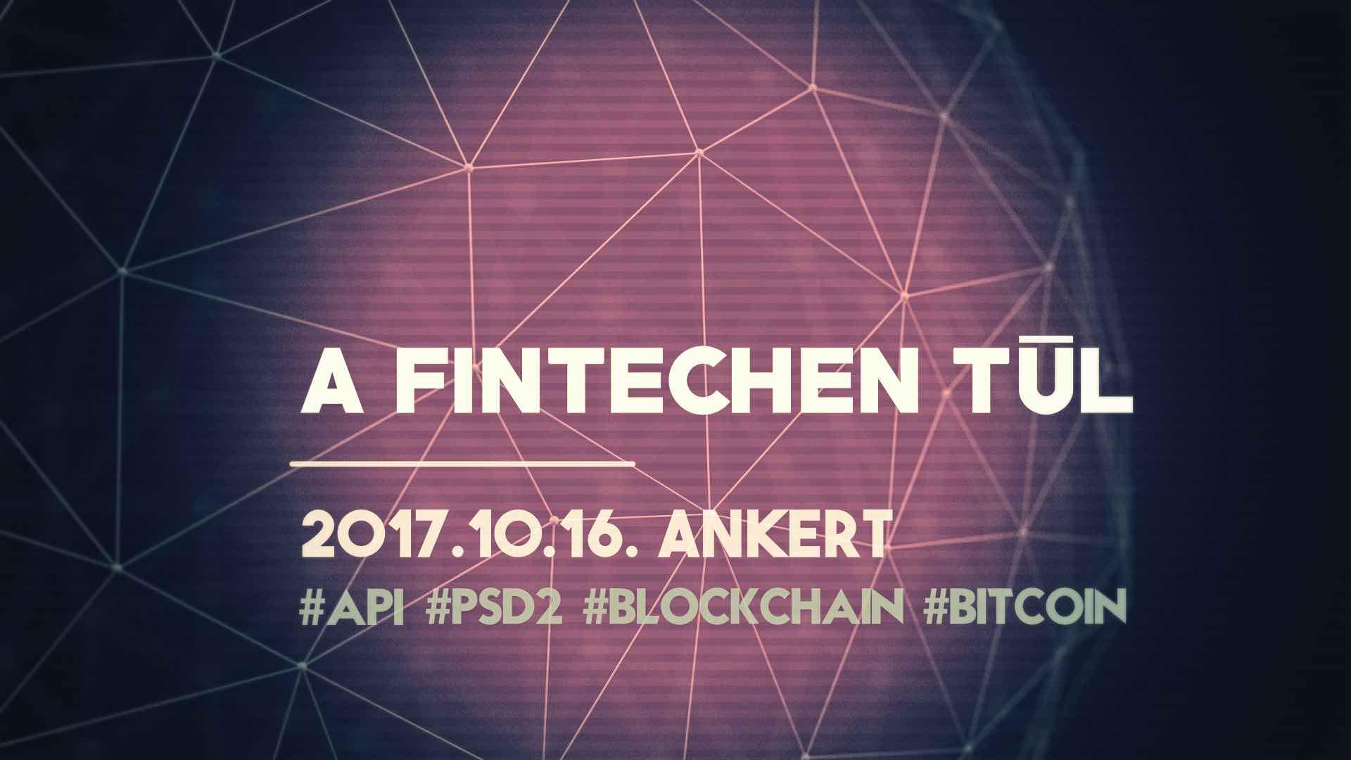 A fintech világán túl API PSD2 blockchain bitcoin