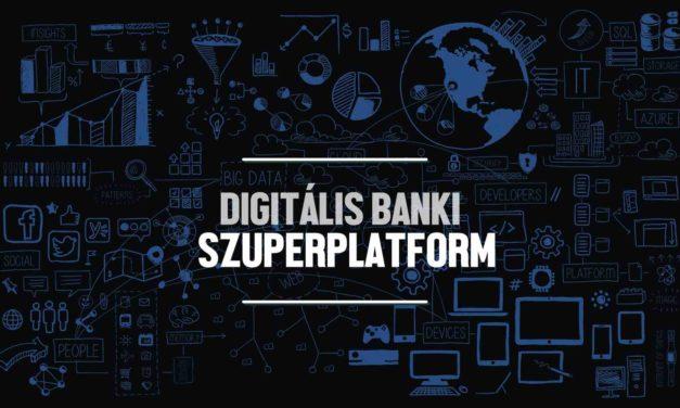 Szuperplatformot építenek Európa legnagyobb bankjai