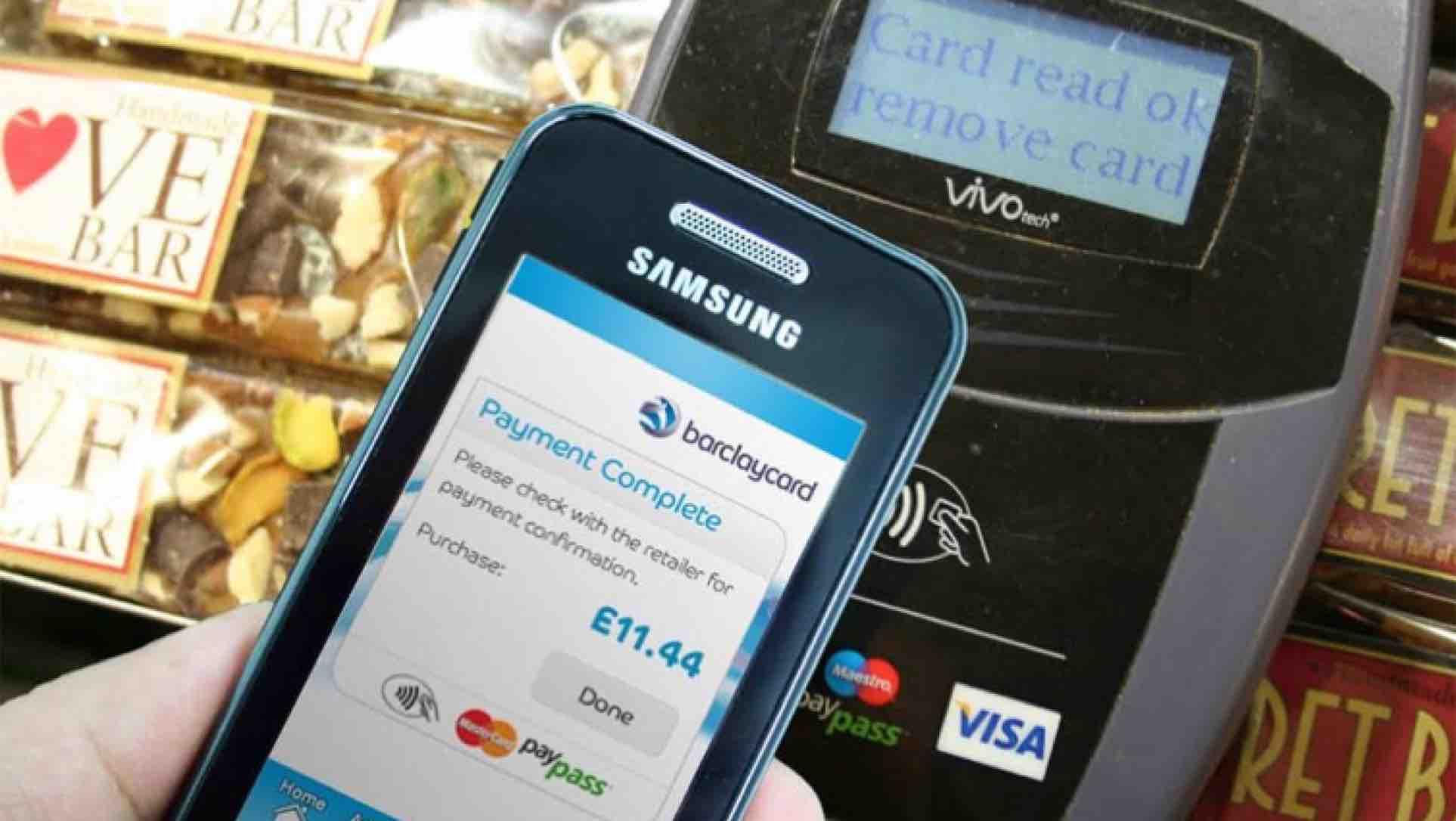 érintés nélküli fizetés mobilfizetes