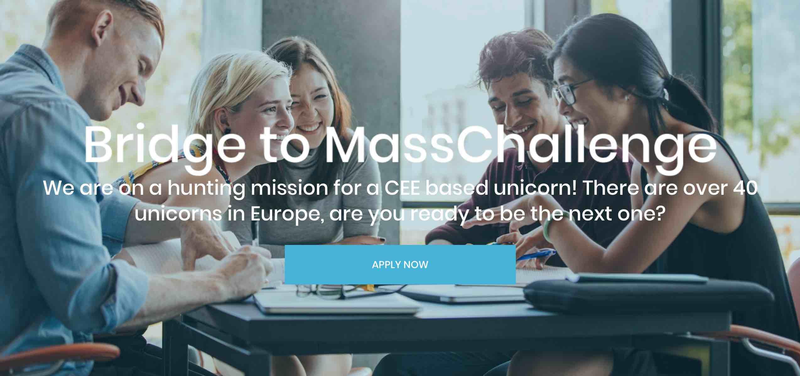 MassChallenge startup akcelerator