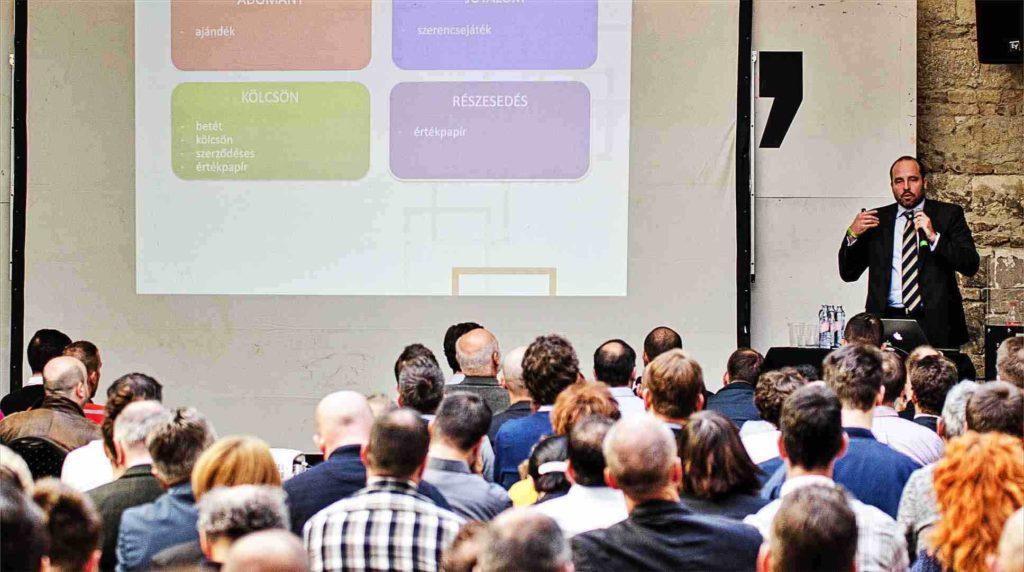 Ami a crowdfunding, ICO jogi előadásból kimaradt