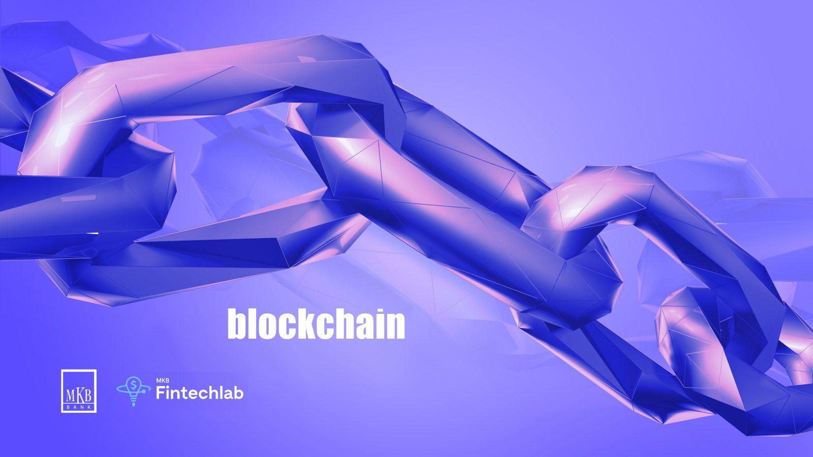 Fintech Akadémia blockchain