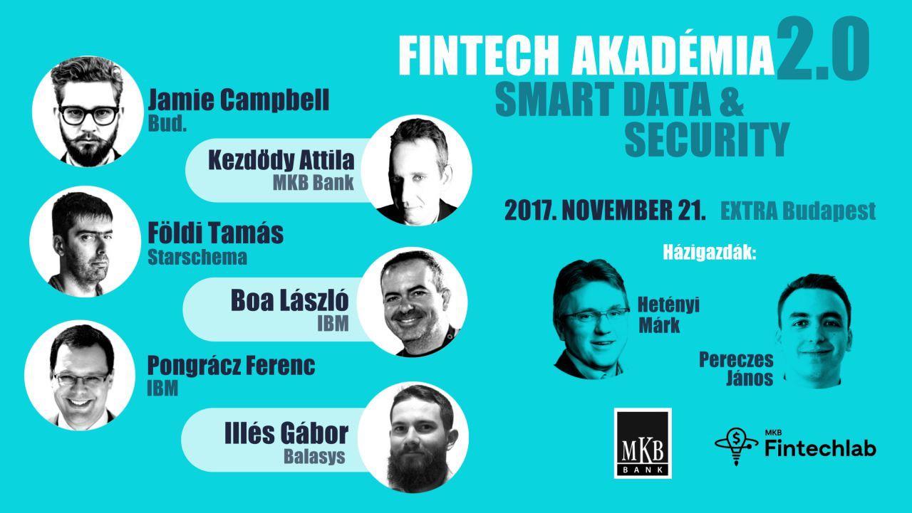 Fintech Akadémia MKB Bank Fintechlab