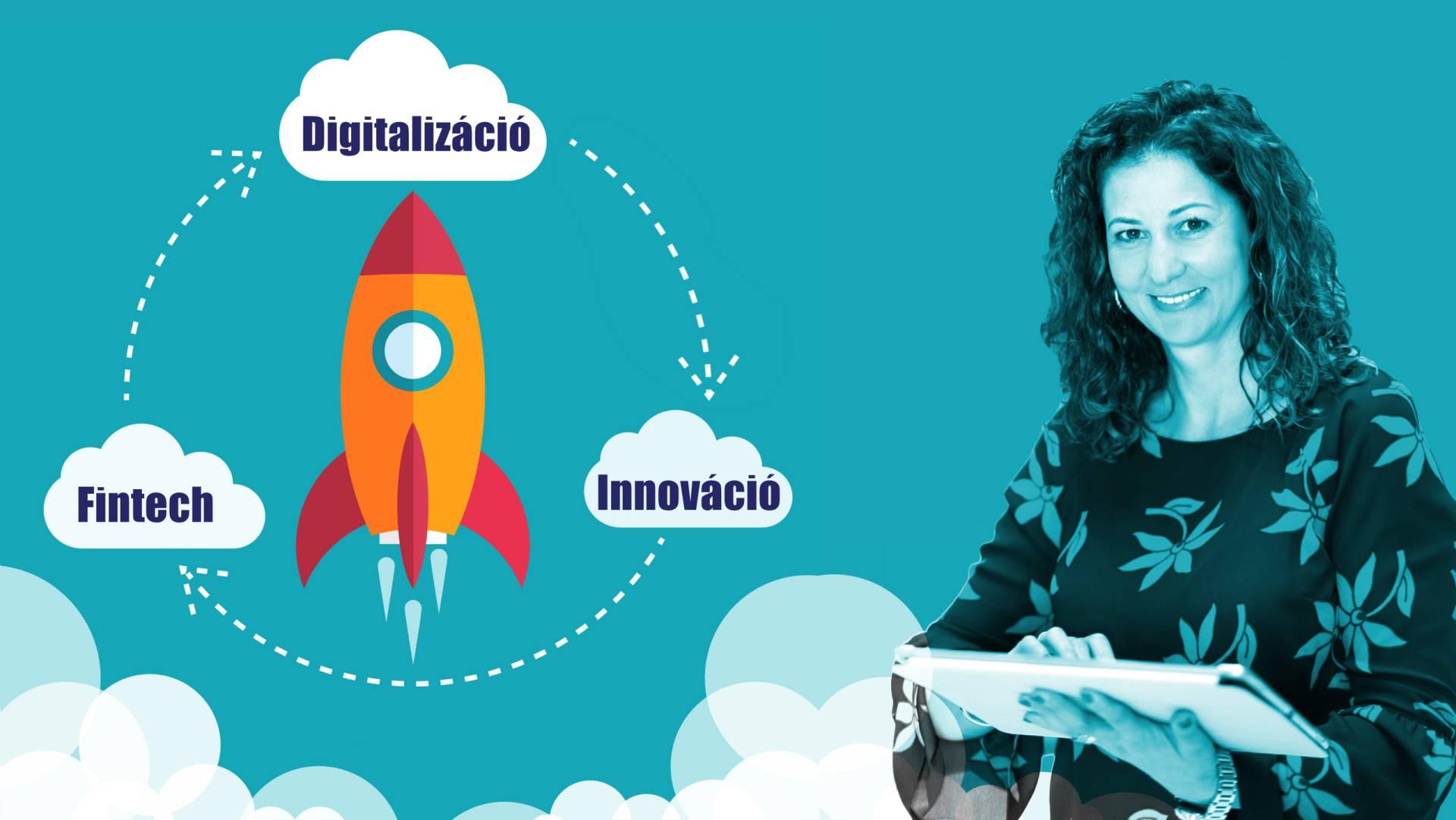 Fundamenta Digiverzum Digimaraton innováció fintech digitalizáció