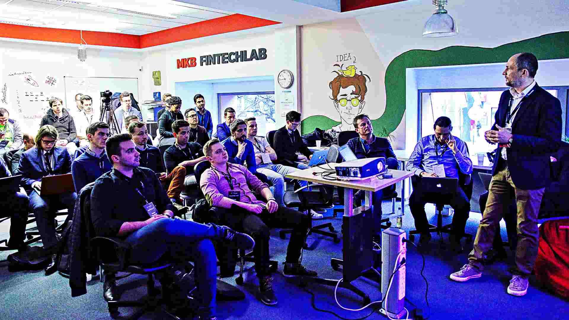 MKB Fintechlap startup bootcamp