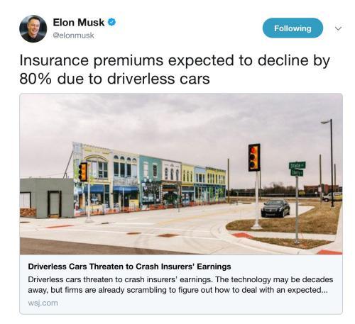 biztosítás és az önvezető autók