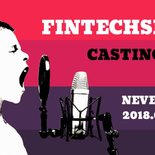 FinTechShow 2018: mától lehet nevezni
