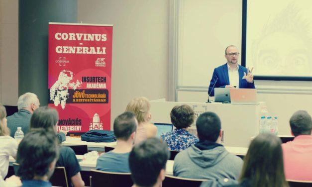 A jövő innovátorai az InsurTech Akadémián