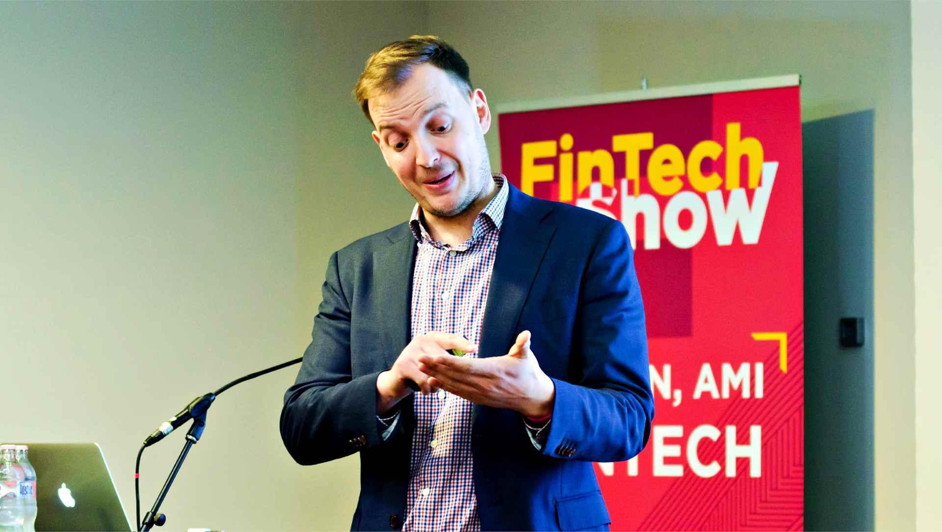 Tények és tévhitek nyomában a 2018-as FinTechShow-n