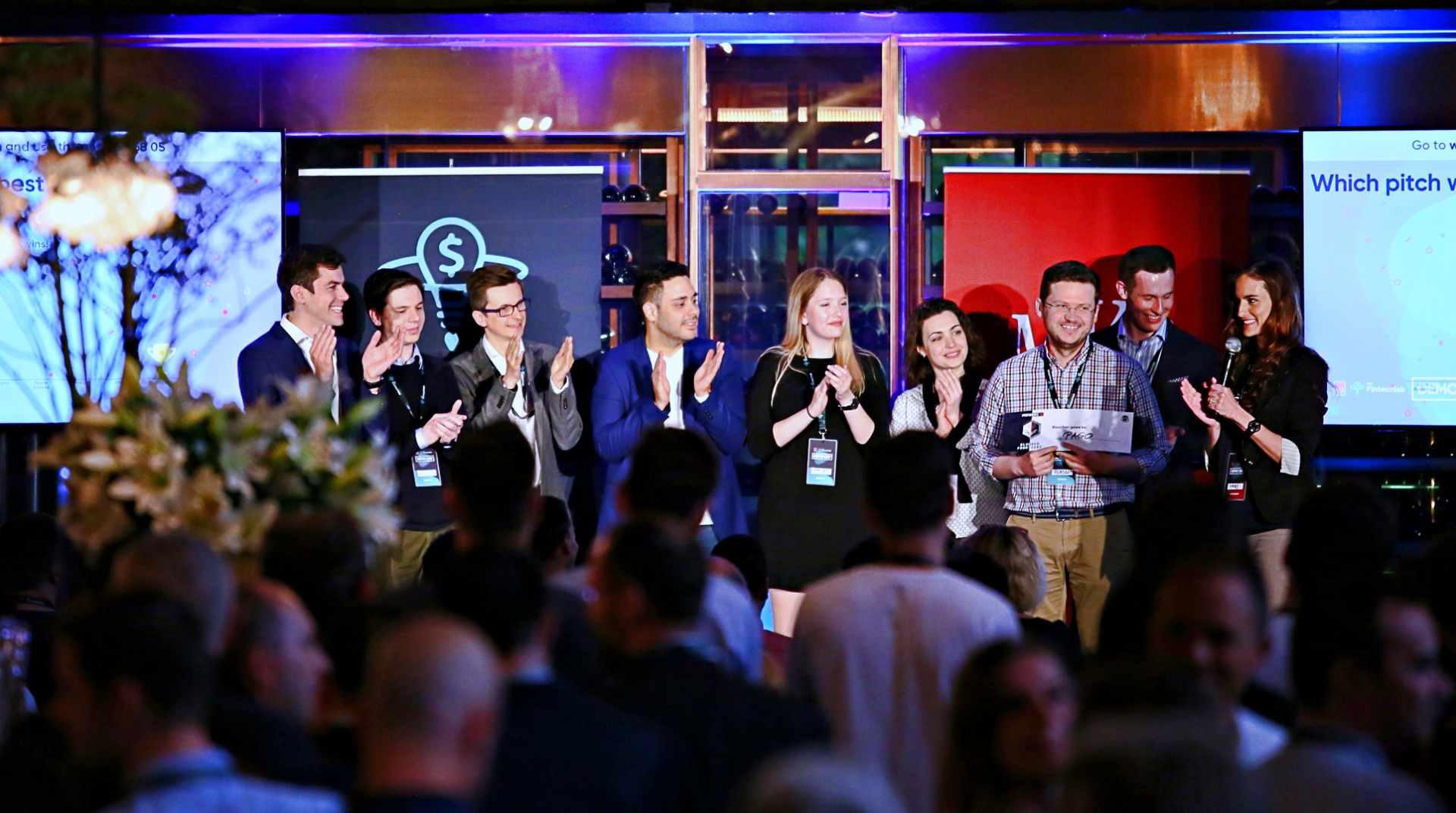 Fintechlab Demo Day: nemzetközi fintech sikerek Budapesten!
