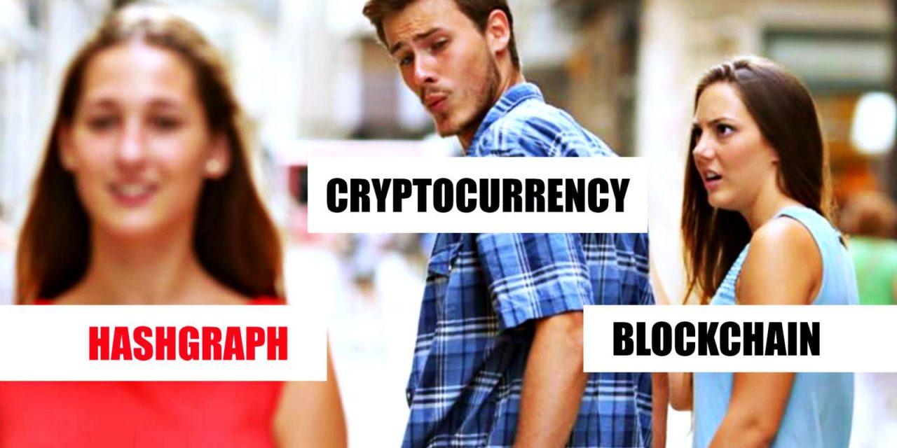 Az új blokklánc: Hashgraph