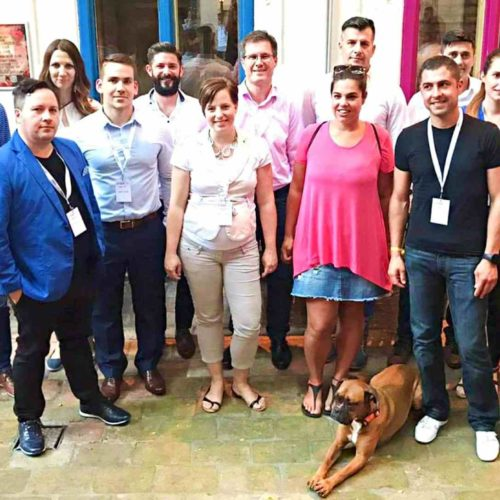 Bemutatkoztak az NN Biztosító inkubációs programjának legújabb startupjai