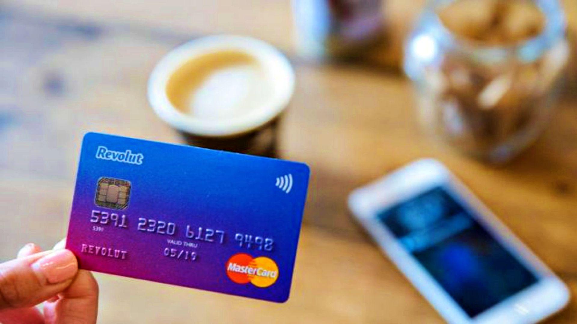 Revolut digitalis bankolas