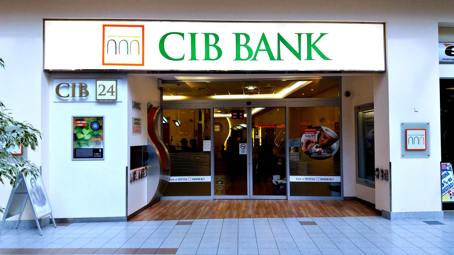 A CIB Bank is  belebukott a mobilbank frissítésbe