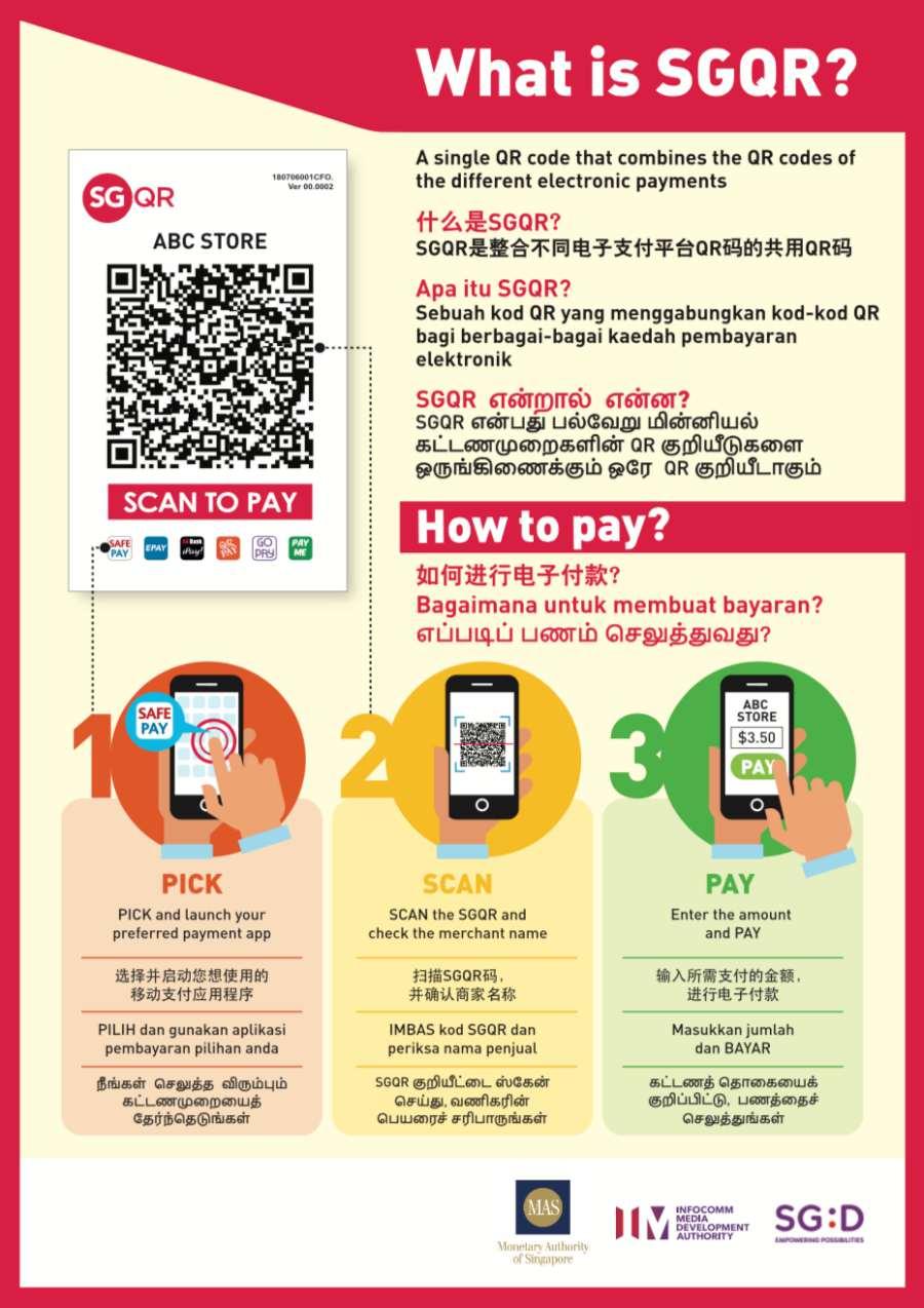 QR-kod mobilfizetes azonnali fizetes