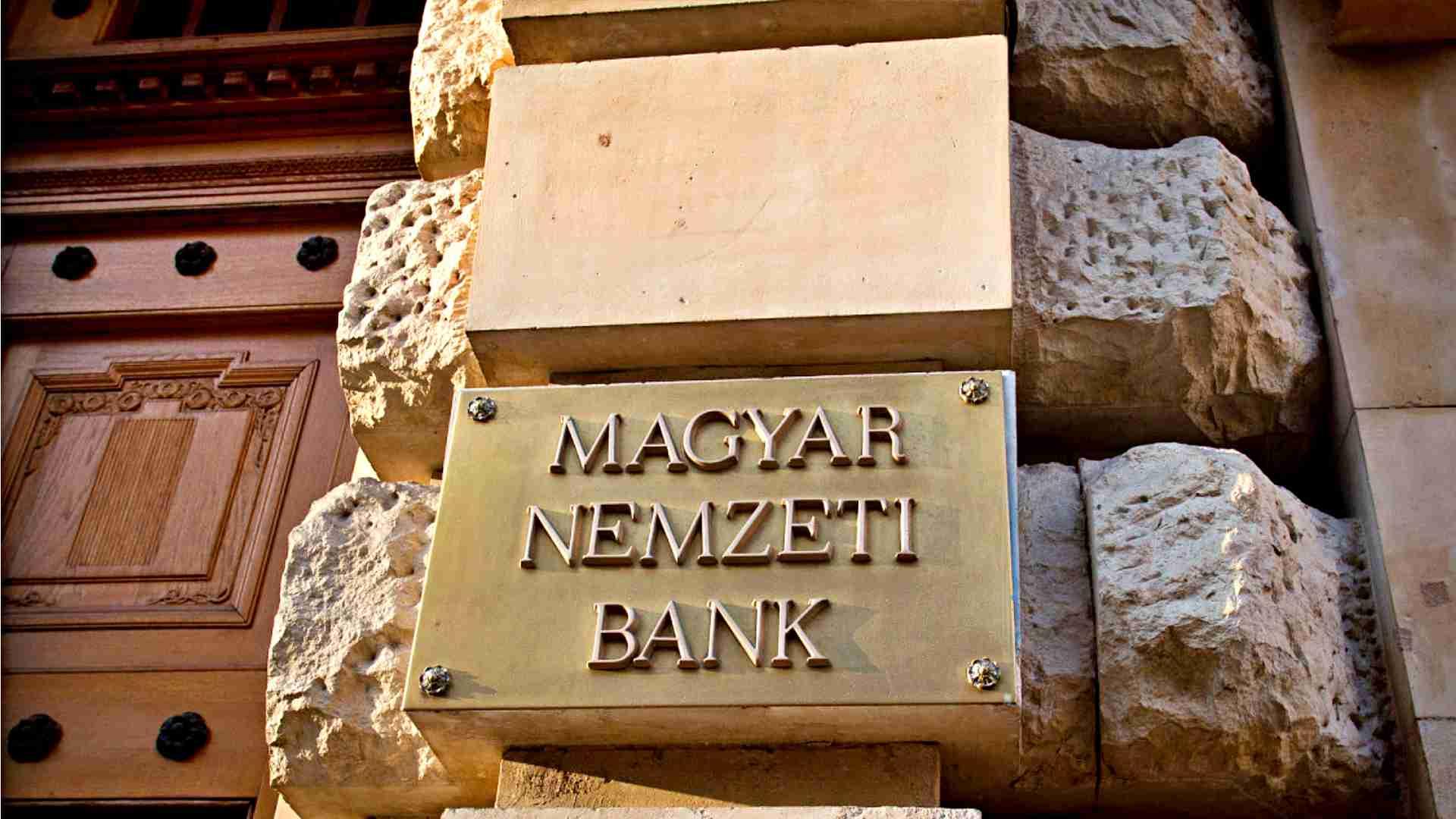 magyar nemzeti bank mnb