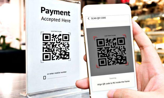 Visszajön a QR-kód a mobilfizetésben