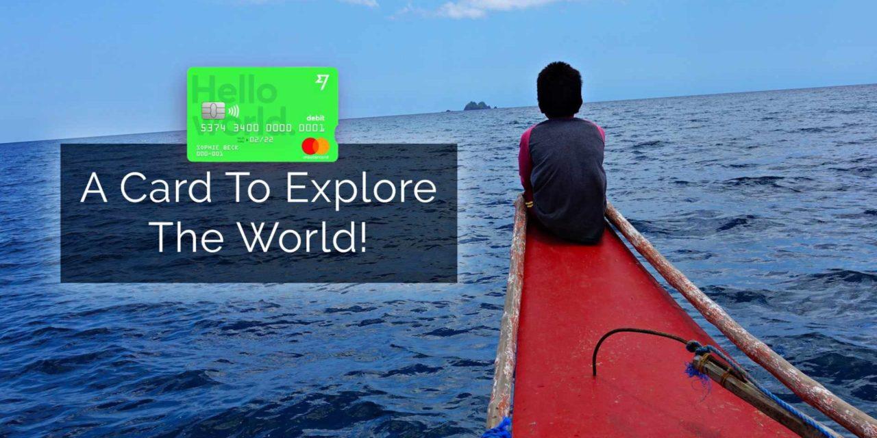 """Meglepetések és extra költségek helyett Transferwise """"bankkártyával"""" utazz külföldre"""