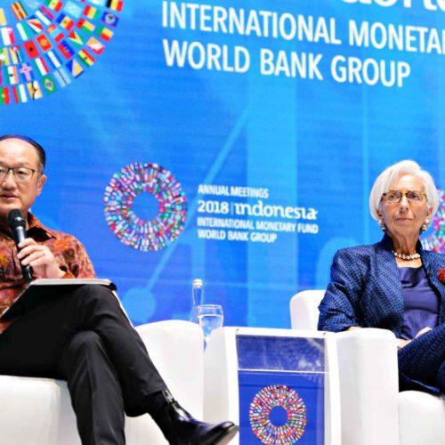 A Világbank és az IMF fintech megoldásokkal segítené a pénzügyi felzárkózást