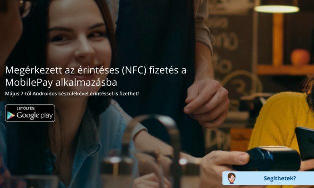 Új mobilfizetési élmény az Erste MobilePay-ben