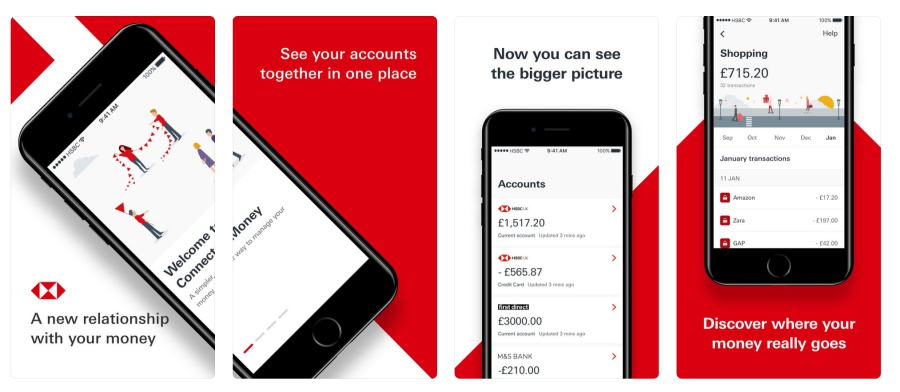 A Barclays Mobile Banking app-on keresztül csak a bankszámlák egyenlege és  tranzakciói váltak elérhetővé. A HSBC és a BBVA továbbléptek inkumbens  társuknál ... e67cbb7aa3