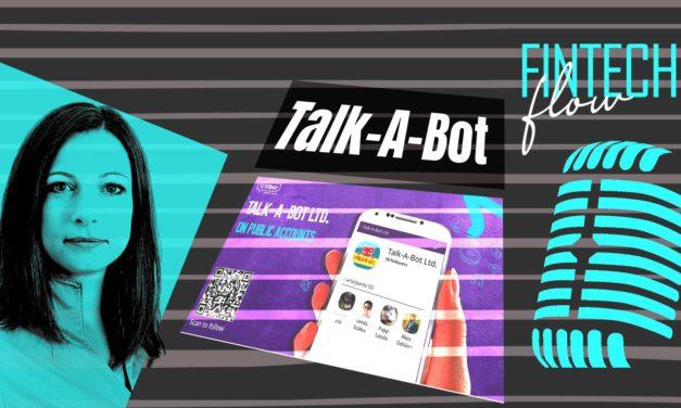FintechFlow podcast #4: Chatbot startup meets Japan's tech mogul at Techstars accelerator – Talk-A-Bot interview