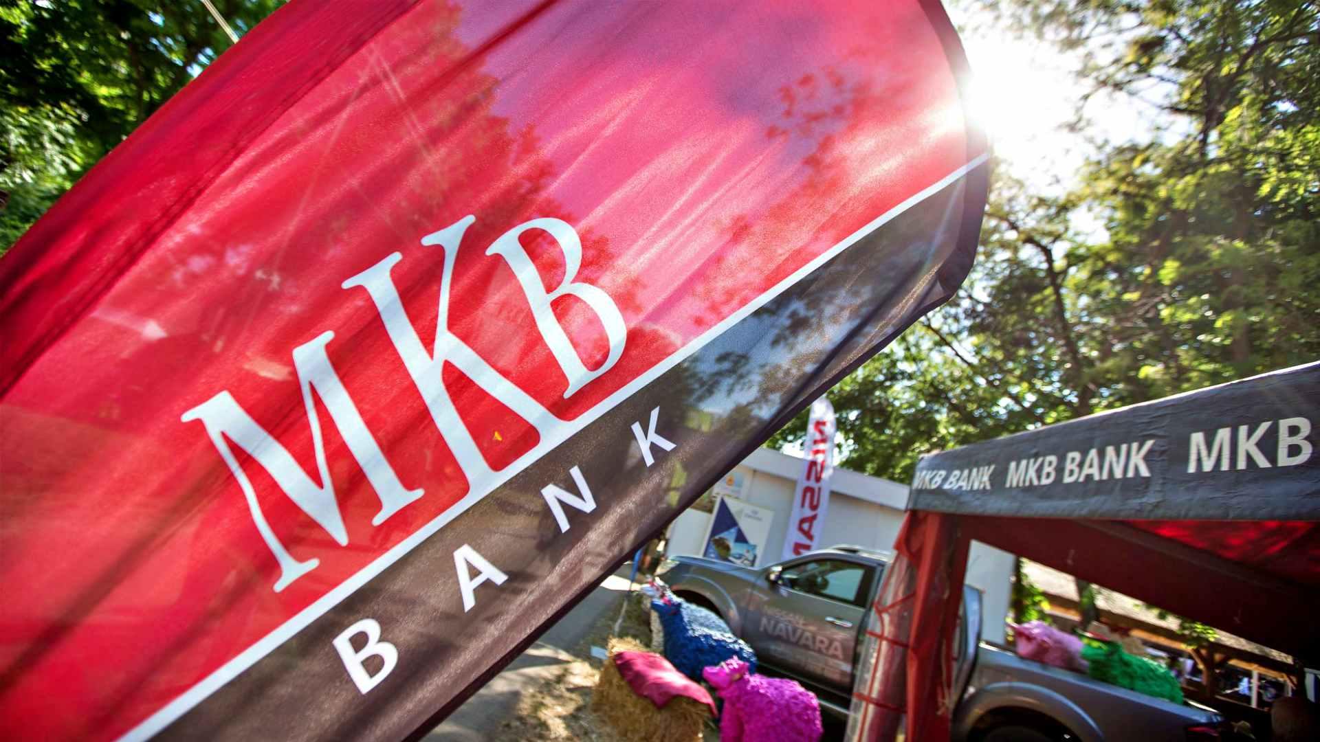 MKB Bank nyilt bankolas