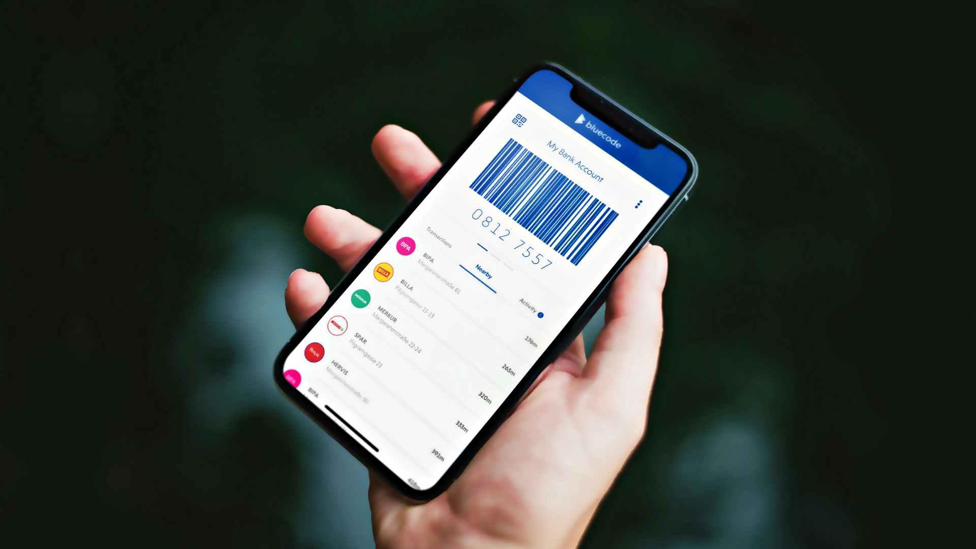 bluecode azonnali fizetes mobilfizetes