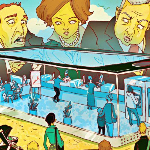 25 kérdésben a pénzügyek jövőjéről