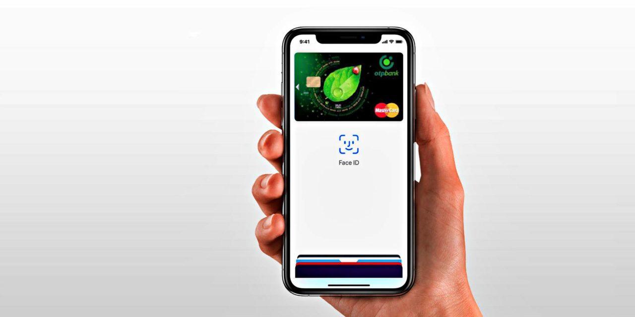 Apple Pay az OTP Banknál és a CIB Banknál