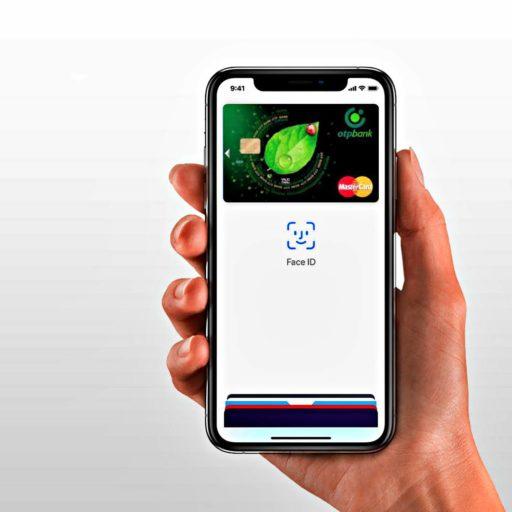 Mától elérhető az Apple Pay az OTP-nél