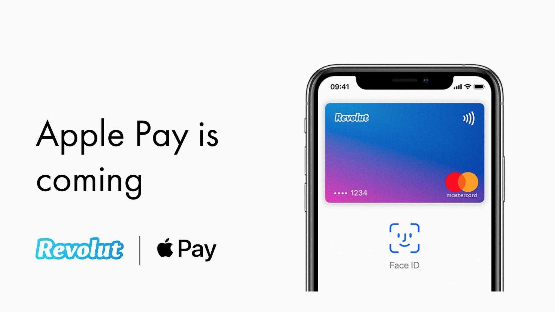 Revolut Apple Pay Google Pay
