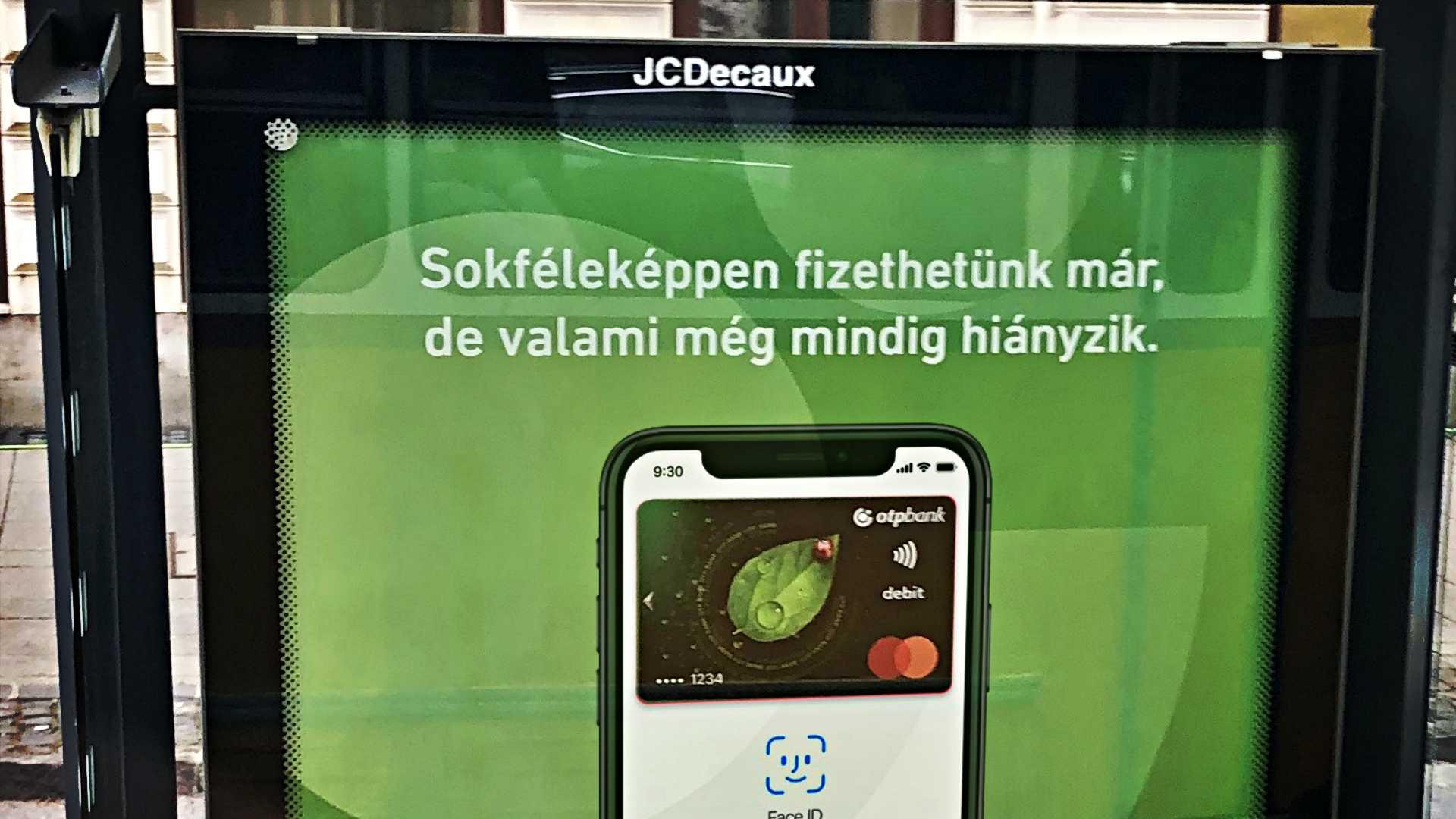 mobilfizetes apple pay otp paytechshow