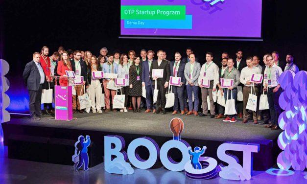 Lezárult az OTP Bank második startup programja
