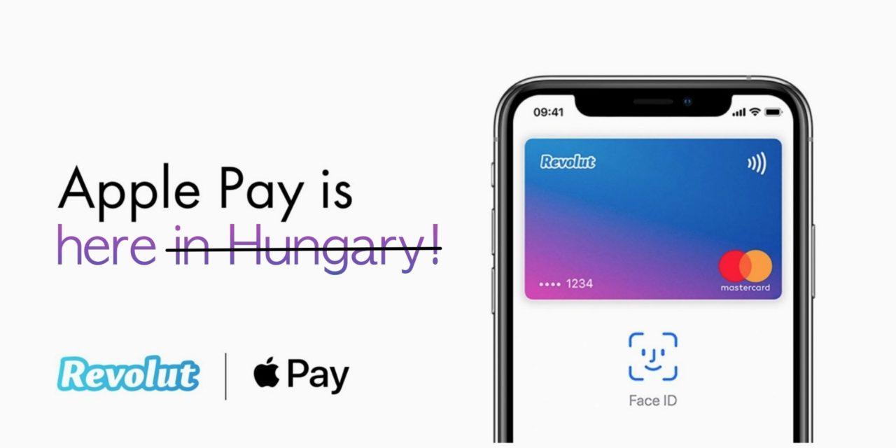 Volt, nincs Revolut Apple Pay Magyarországon
