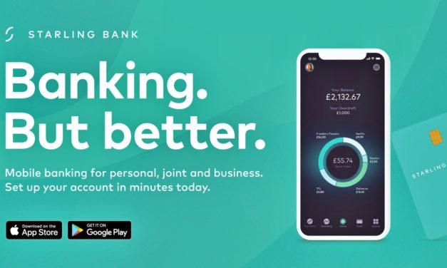 Így építenek digitális bankot mások: Starling Bank