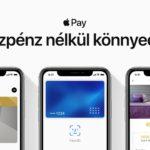 Indul az Erste Banknál is az Apple Pay