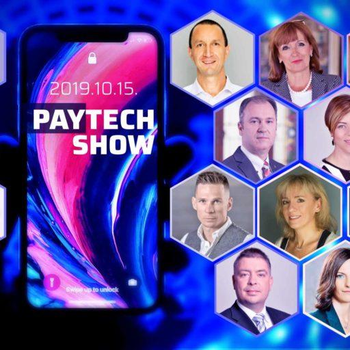 Nagyágyúk a PayTechShow-n