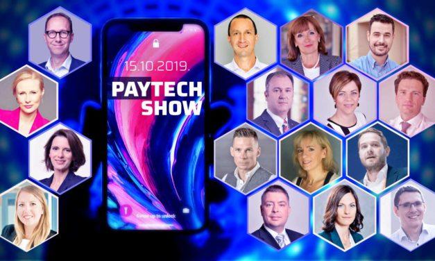 PayTech Rockstars at the PayTechShow