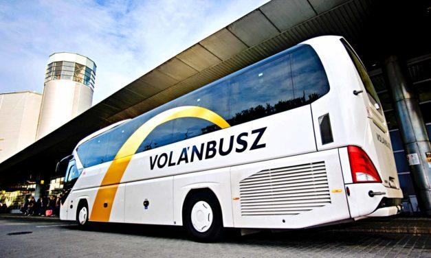 Rendkívüli intézkedés: készpénzmentes jegyvásárlás a Volánbuszokon