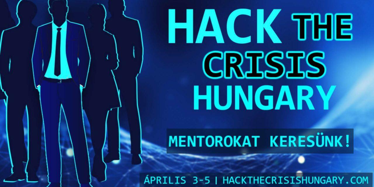 Hack The Crisis Hungary! Mentorokat keresünk a pénzügyi területről is!