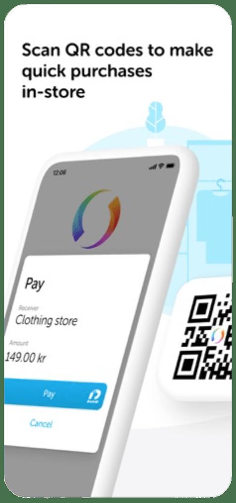SWISH azonnali fizetes mobill app