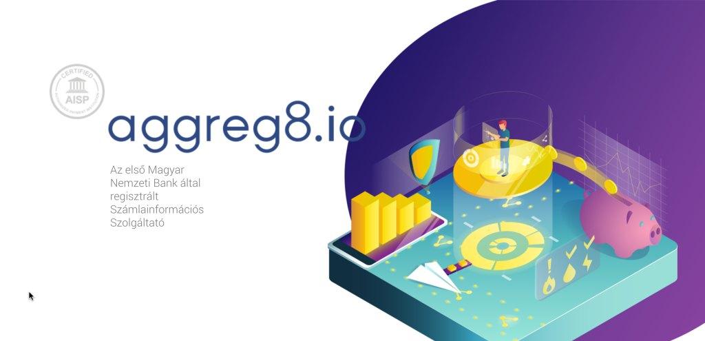 aggreg8 szamlainformacios szolgaltato