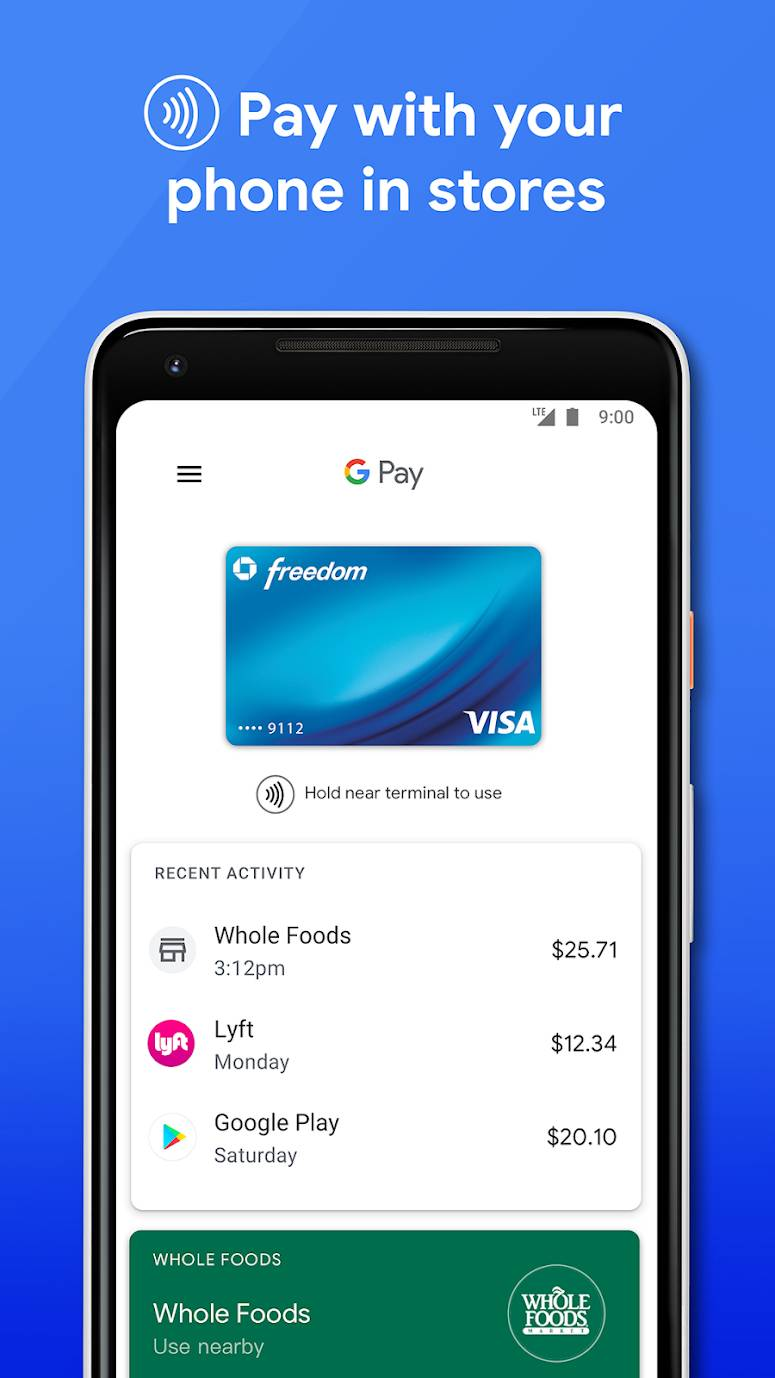 google pay -1