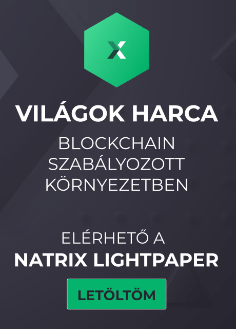 """Natrix blockchain lightpaper"