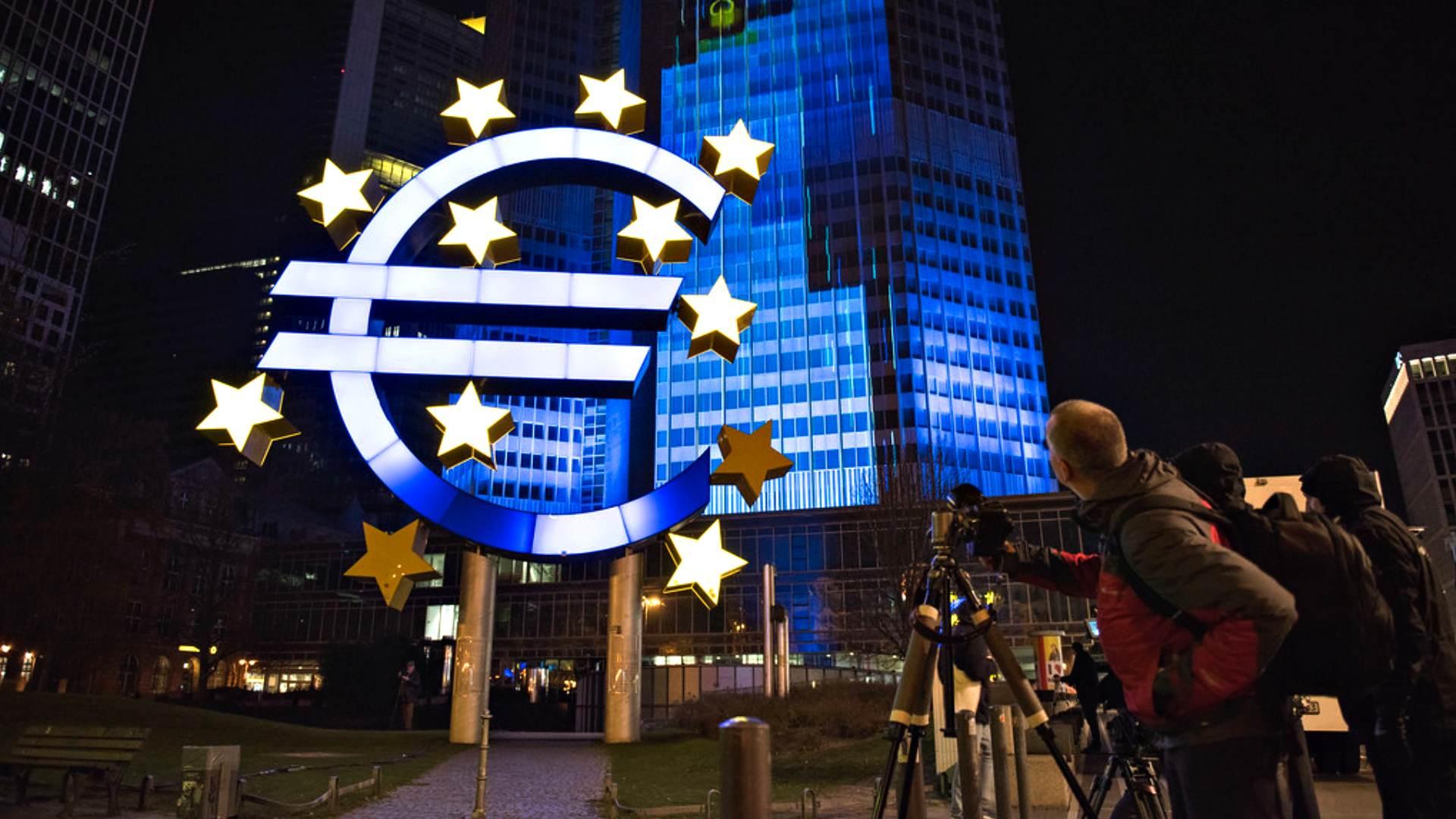 europai kozponti bank digitalis euro
