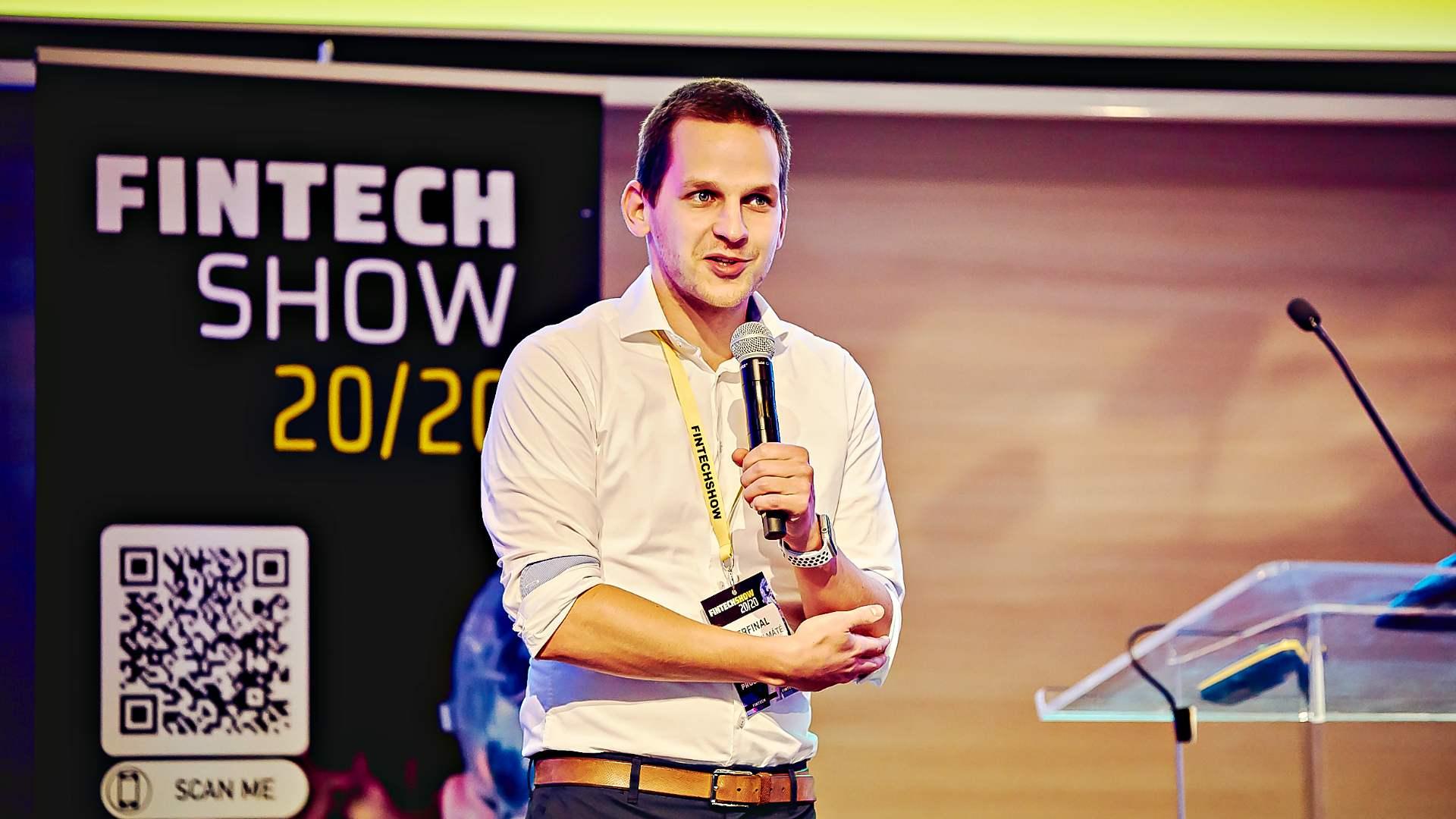 fintechshow gyoztes fintech startup perfinal
