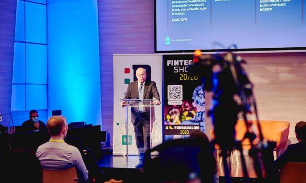 Gion Gábor: Digitalizáció és fintech a Pénzügyminisztérium szemszögéből