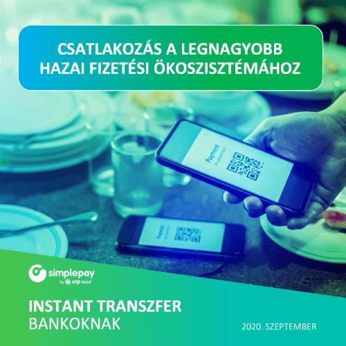 instant transzfer bankoknak