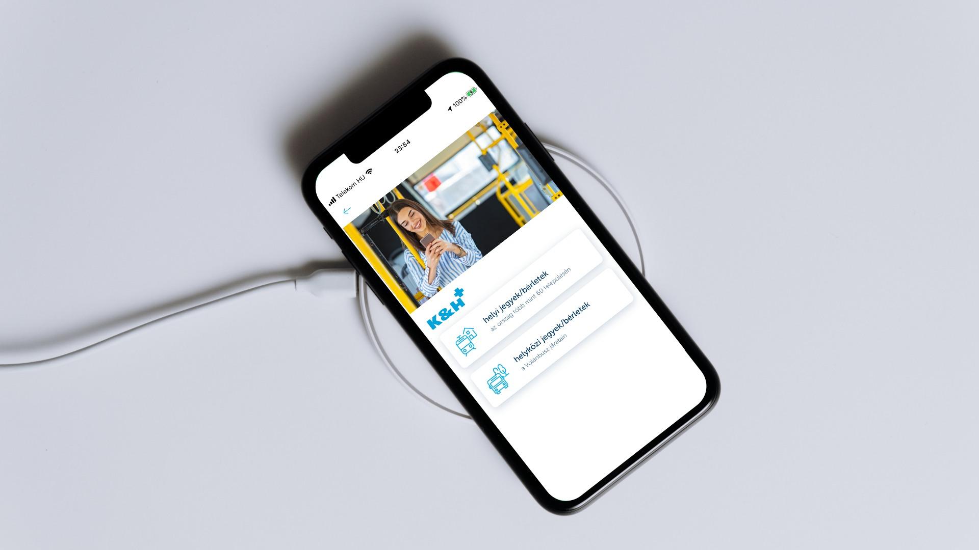 kh+ mobiljegy mobilbank mobiltarca